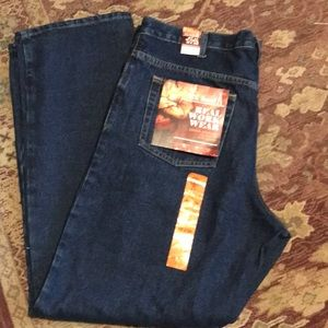 NWT RK Brand Jeans 40x 34